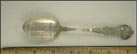 Masonic Temple, Indian Monument, Art Institute, Government Building... Souvenir Spoon THUMBNAIL