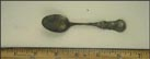 World's Columbian Exposition, Ship Souvenir Spoon THUMBNAIL