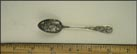 Ft. Dearborn, Chicago, Illinois Souvenir Spoon