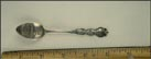 Faneuil Hall Boston, Bunker Hill, Beans, Old South Church... Souvenir Spoon THUMBNAIL