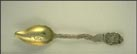 State Seal, Romeo, Michigan Souvenir Spoon THUMBNAIL