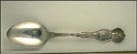 Eagle on Liberty Bell, Liberty For All, Crossed guns, War Declared April 6, 1917, Airplane... Souvenir Spoon THUMBNAIL