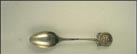 The Epping Forest Rifle Club, For Hearth and Home Souvenir Spoon