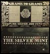 Mexican Flag' Art Bar by Silver Mint. THUMBNAIL