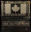 Canadian Flag' Art Bar by Silver Mint. THUMBNAIL