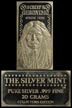 Chief Geronimo' Art Bar by Silver Mint. THUMBNAIL