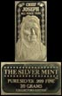 Chief Joseph' Art Bar by Silver Mint. THUMBNAIL