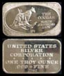 Cougar' Art Bar by United States Silver Corp..