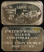 Labor Day 1974' Art Bar by United States Silver Corp.. THUMBNAIL