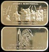 Columbus Discovers America' Art Bar by Washington Mint. THUMBNAIL