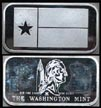 Flag Series - Lone Star Flag' Art Bar by Washington Mint. THUMBNAIL