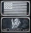 Flag Series - Ft. McHenry Flag' Art Bar by Washington Mint.