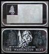 Flag Series - Bunker Hill Flag' Art Bar by Washington Mint. THUMBNAIL