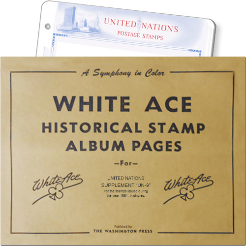 White Ace Supplement - United Nations Singles, 'UN9', 1961 MAIN