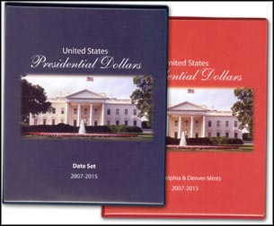 Presidential Dollar Mini-Albums