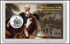 George Washington Commemorative Half Dollar Display THUMBNAIL