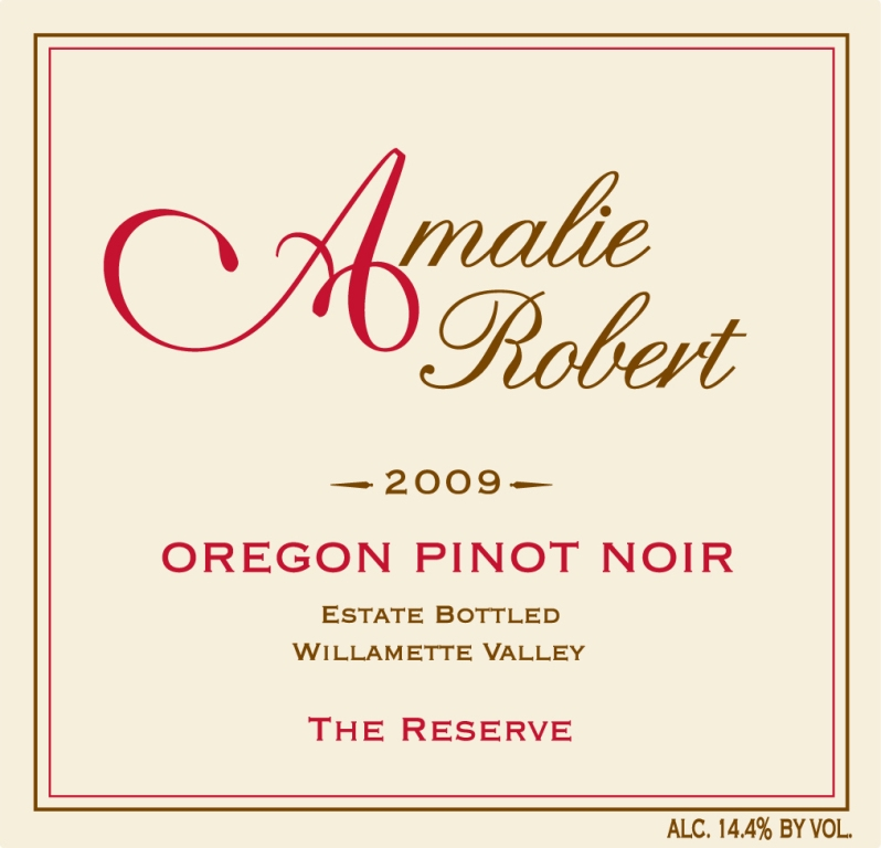 2009 The Reserve Pinot Noir