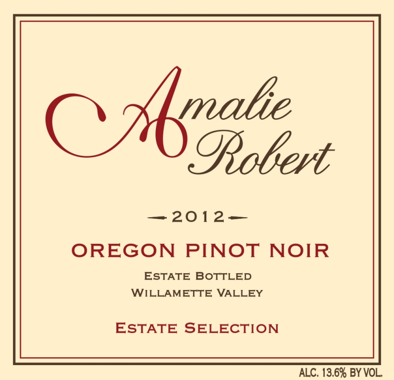 2012 Estate Selection Pinot Noir