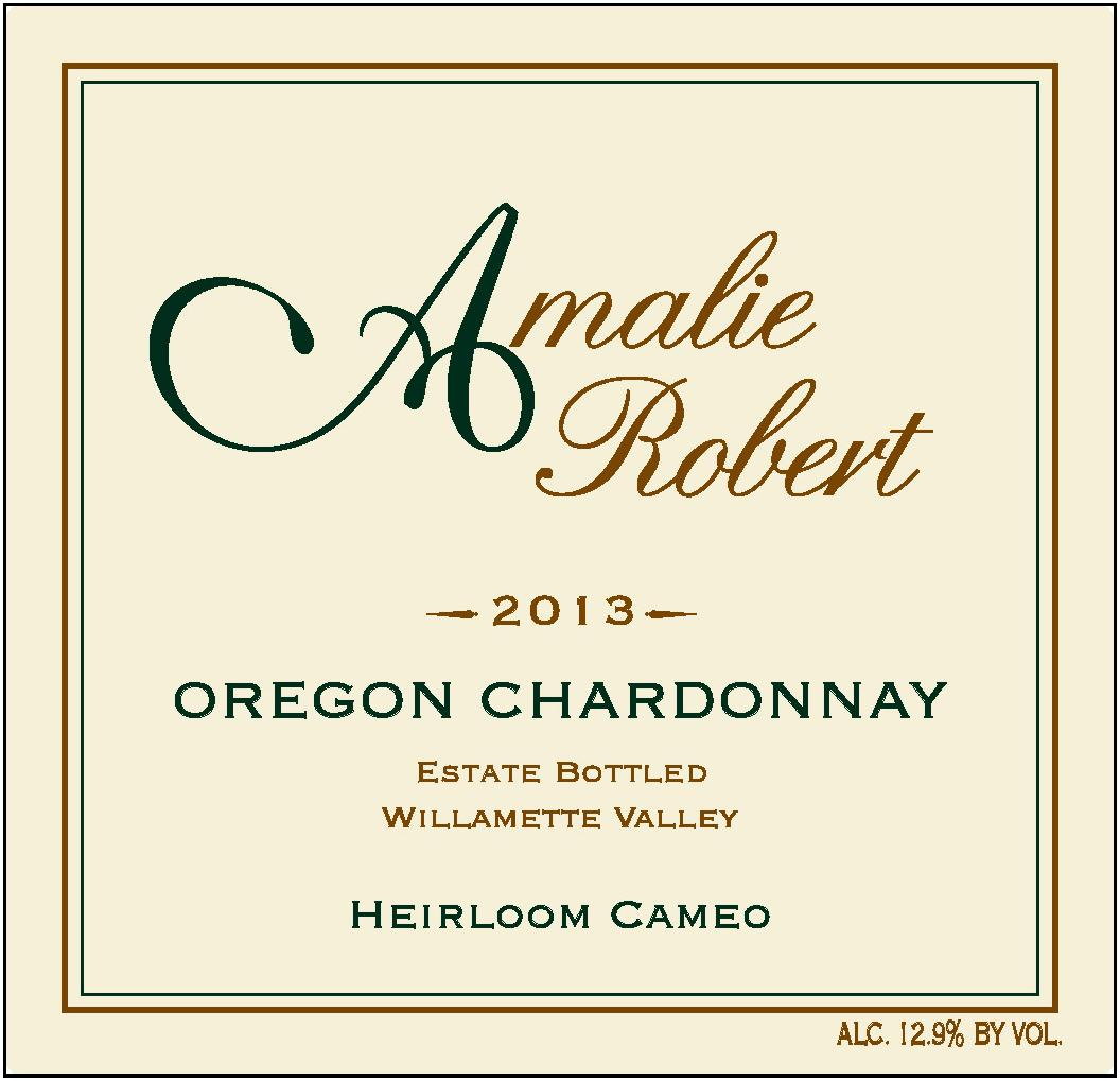 2013 Heirloom Cameo Chardonnay