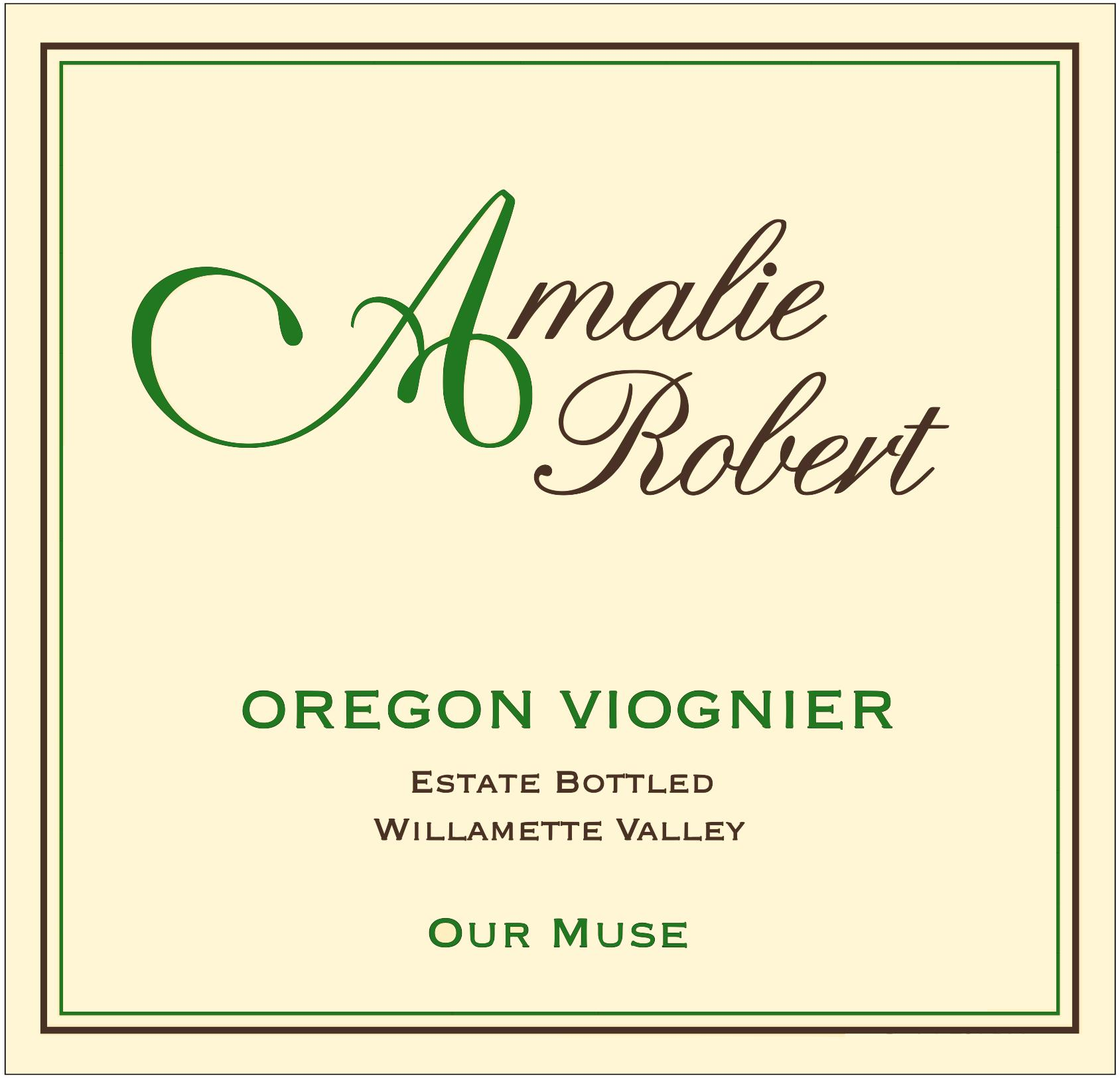 2014 Our Muse Viognier
