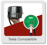 Tesla Compatible EV Charging Stations