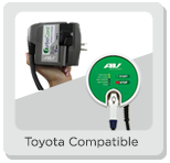 Toyota Compatible EV Charging Stations