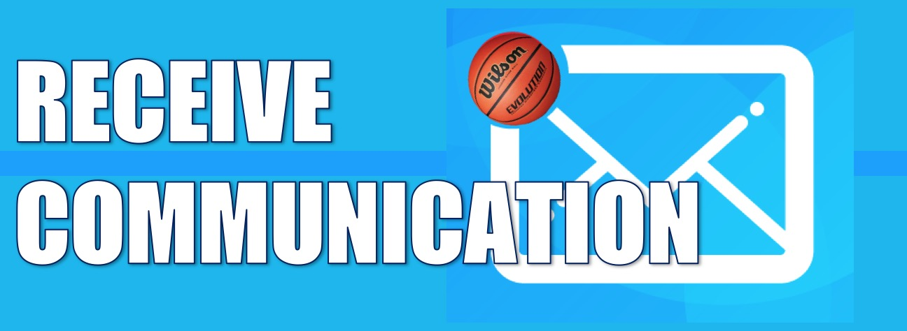 RECEIVE COMMUNICATION