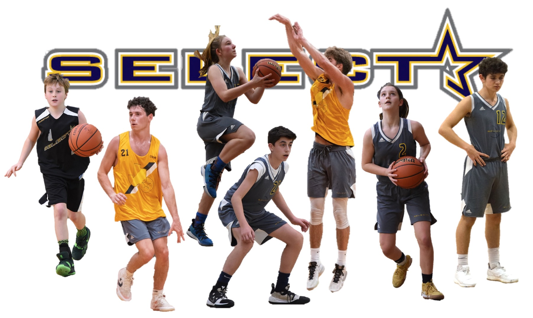 SELECT Tournament Basketball 2021 THUMBNAIL