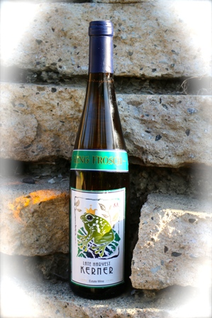 #110 A Kerner Auslese. Noble Sweet King Frosch