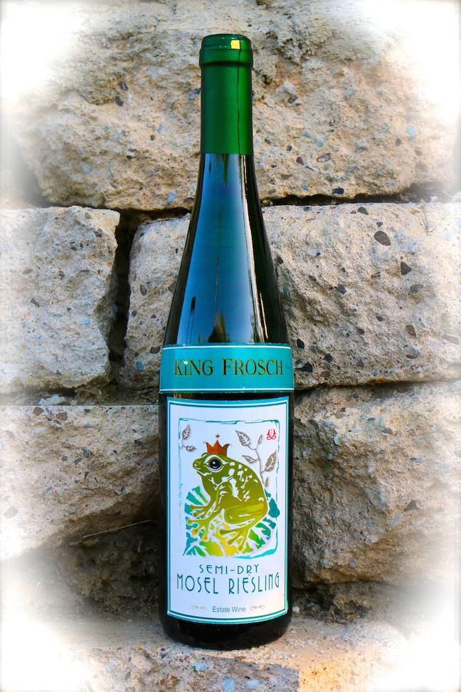 #14 Riesling (Mosel) Select Harvest Noble Sweet