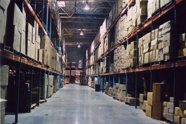 Warehousing fee