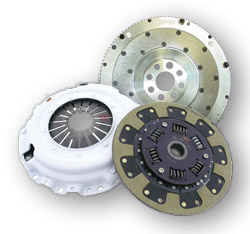 E36/Z3 (-1999) Lightweight Sprung-Hub Clutch/Flywheel Kit