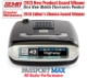 ESCORT PASSPORT Max Radar and Laser Detector