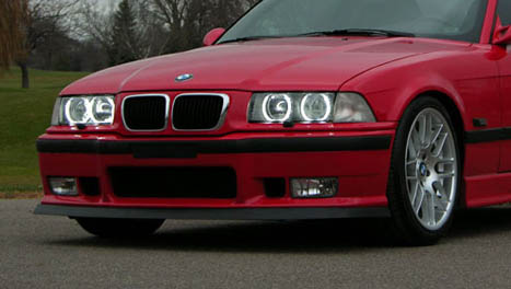 MaxVelocity E36 M3 RS Lip Spoiler View Enlarged Image
