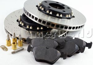 Performance Friction E36/E46 M3 Brake Packages