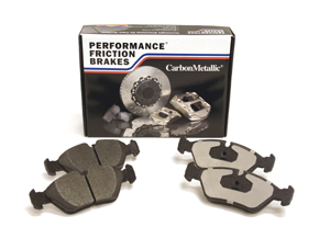 "Performance Friction ""New Z-Rated"" Carbon Metallic Brake Pads"