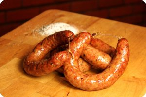 Edgar Black's Homemade Sausage