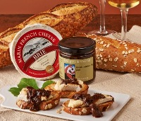 New! Fig & Brie Crostini Gift #310