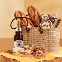 Napa Valley Picnic Tote with Sonoma Cider. #437