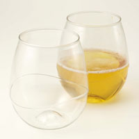 New!! Premium Acrylic wine & cocktail party tumbler #A51961