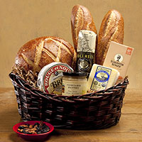 Taste of San Francisco Gift Basket #531