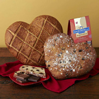 Valentine Sourdough Chocolate Gift #579
