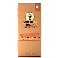 Scharffen Berger Chocolate Bar #A61026