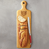 New!! Cutting Board - Boudin logo - Maple #A51184