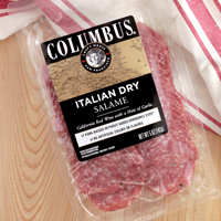 New!! Sliced Italian Dry Salame #A70103