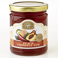 Peach Chipotle Jam - Earth & Vine #A60132