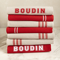 New!! Boudin Dish Towel (1)