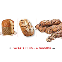 New!! Sweets Club - 6 Months  #999
