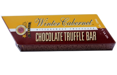 Annette's Winter Cabernet Truffle Bar from Napa #A60001