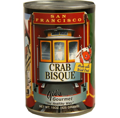 New! San Francisco Crab Bisque #A60724